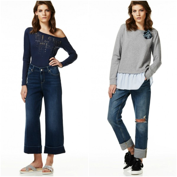 the best attitude 63288 eb52a Jeans Liu Jo e le tendenze Primavera-Estate