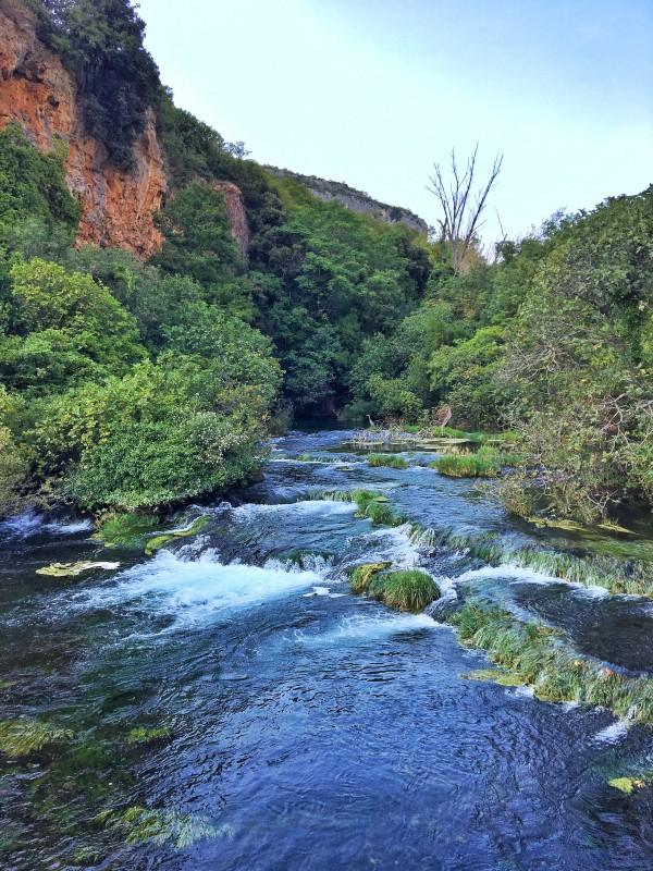 cascate parco nazionale