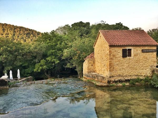national park croazia