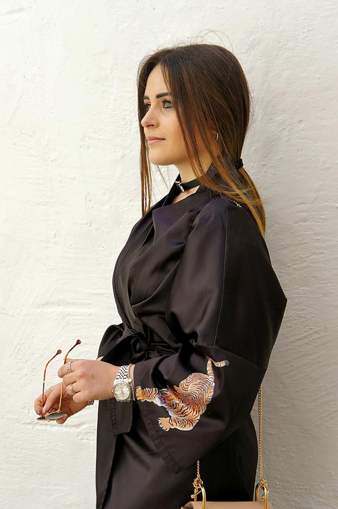 come indossare un kimono