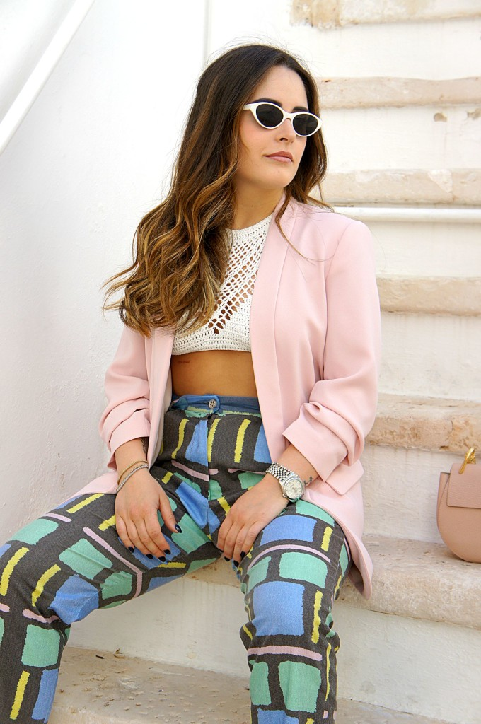 come abbinare un crop top