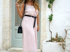 Come indossare il rosa pastello: vi mostro il mio look!